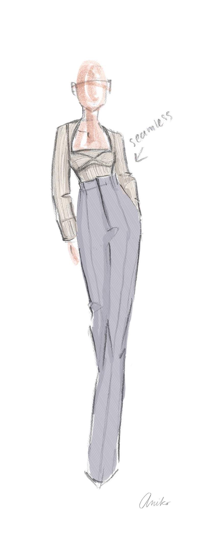 Chloe Sketch