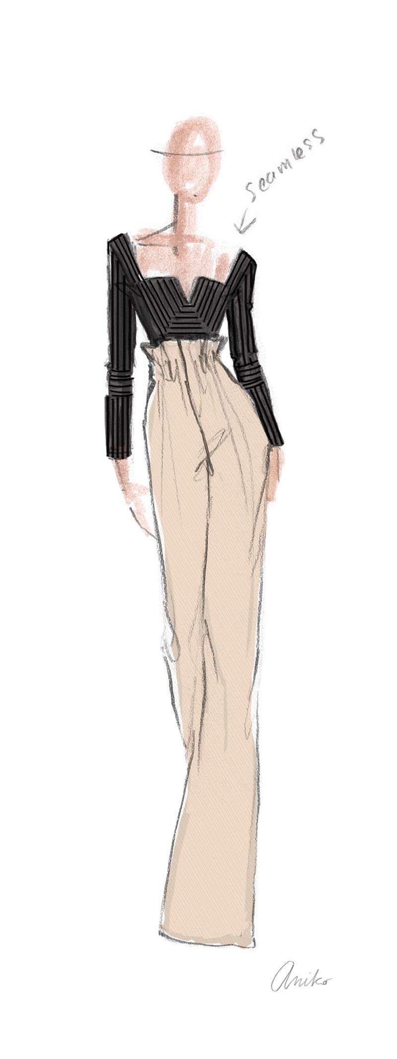 Margot Sketch