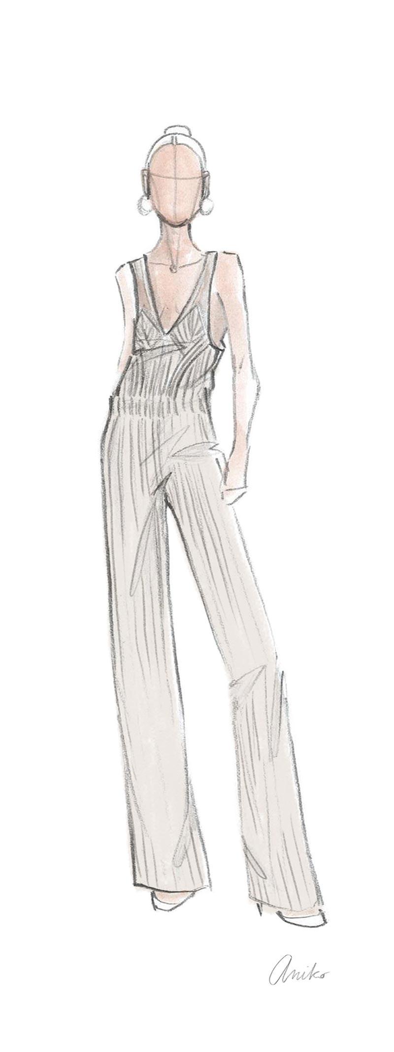 Agatha Sketch