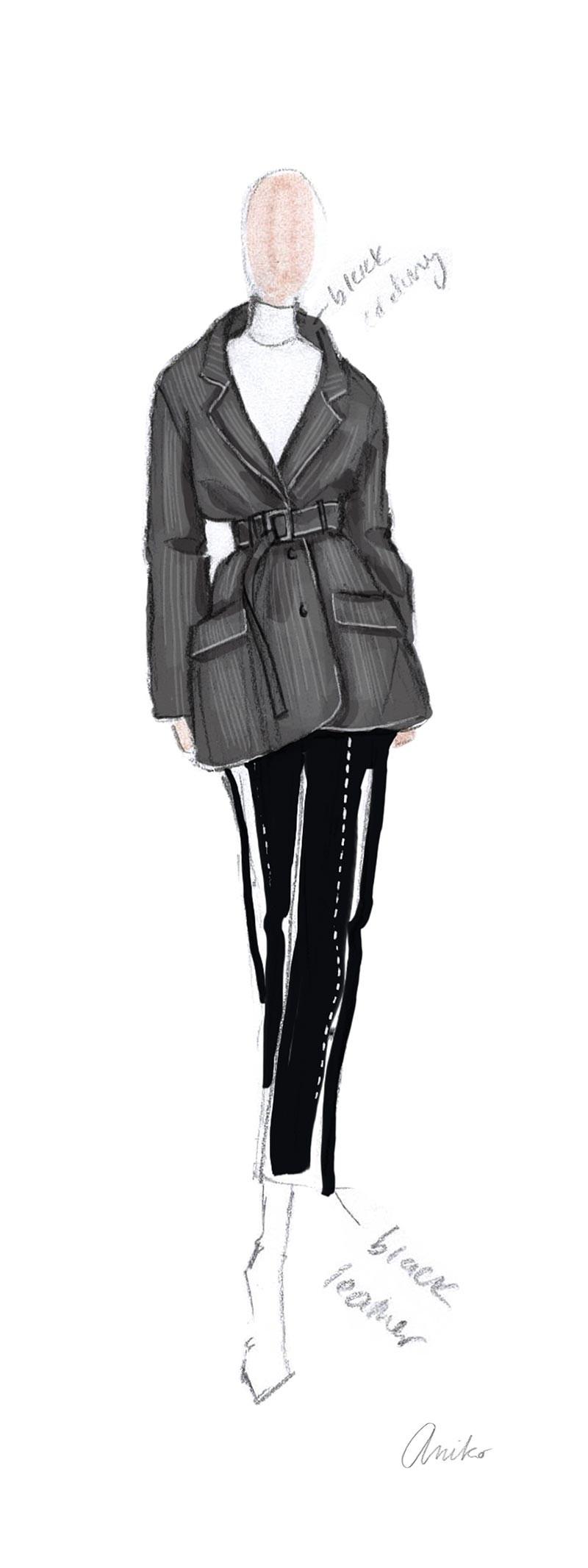 Paulina Sketch