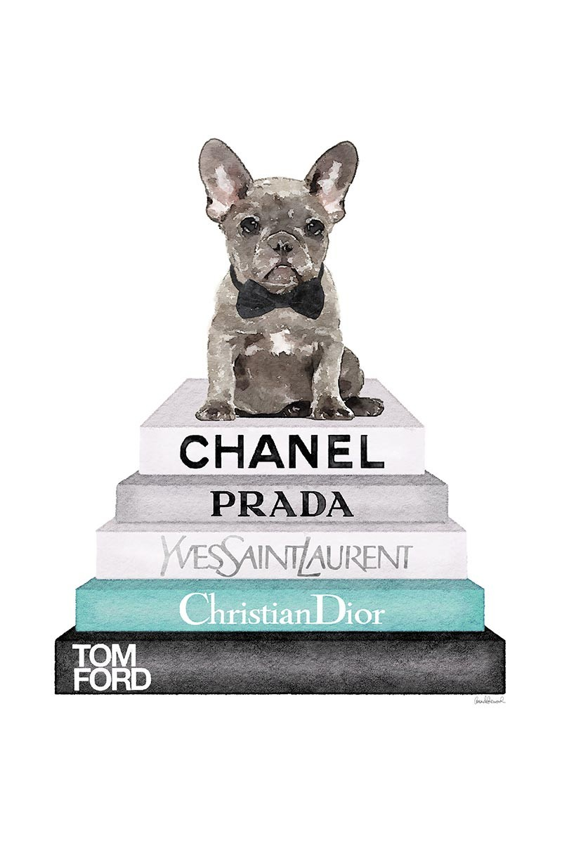 Fashion Books & Frenchi III