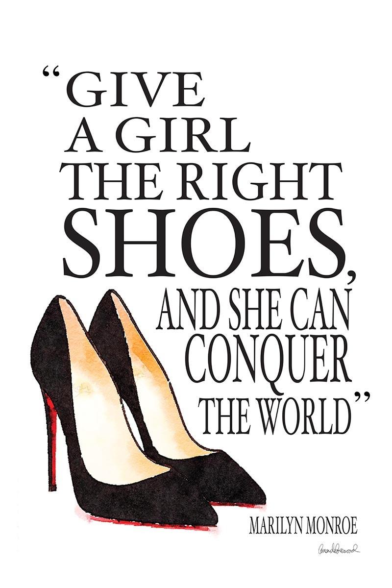 Shoes Marilyn Monroe