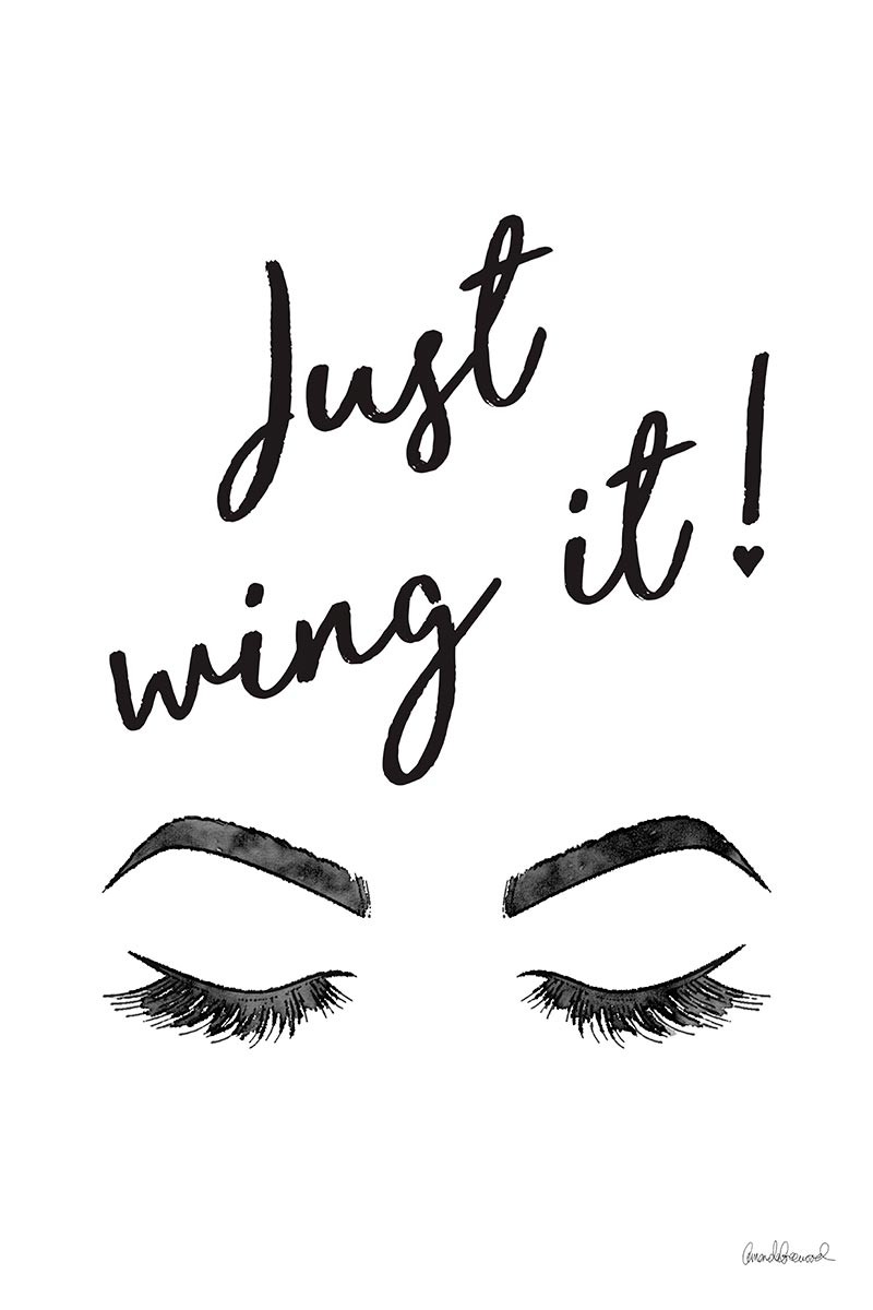 Just Wing It
