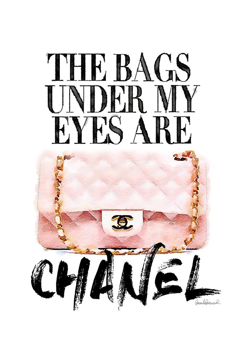 Under My Eyes Chanel