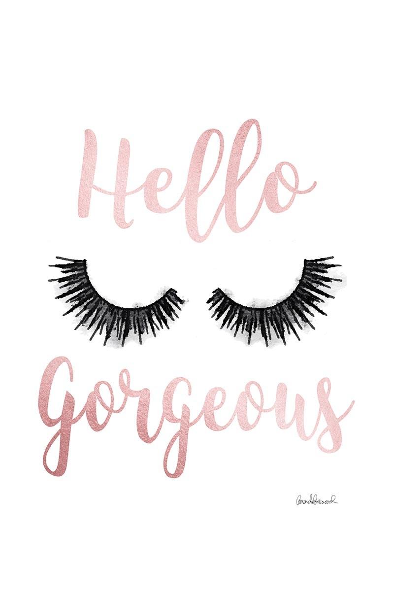 Hello Gergeous Pink