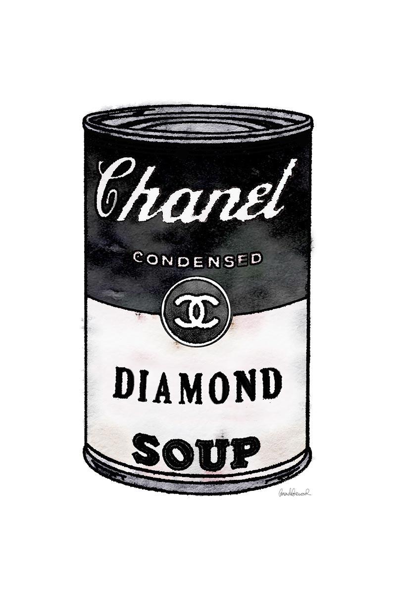 Diamond soup