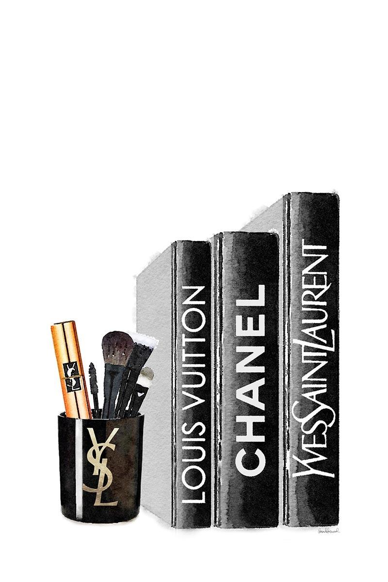 Black Books & Make Up