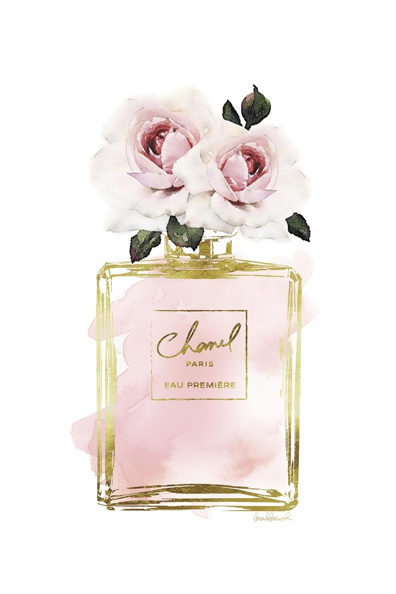 Roses Gold Chanel