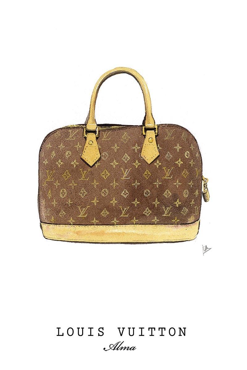 Vuitton Bag