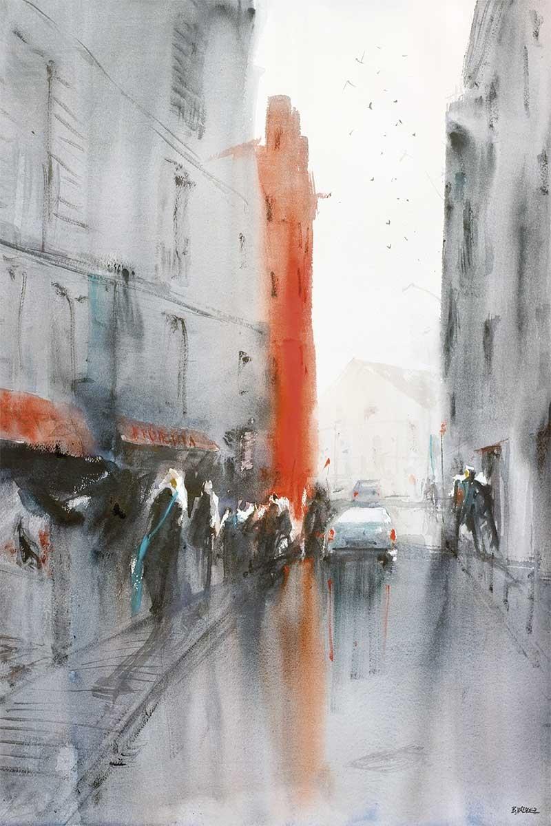 Calle Roja