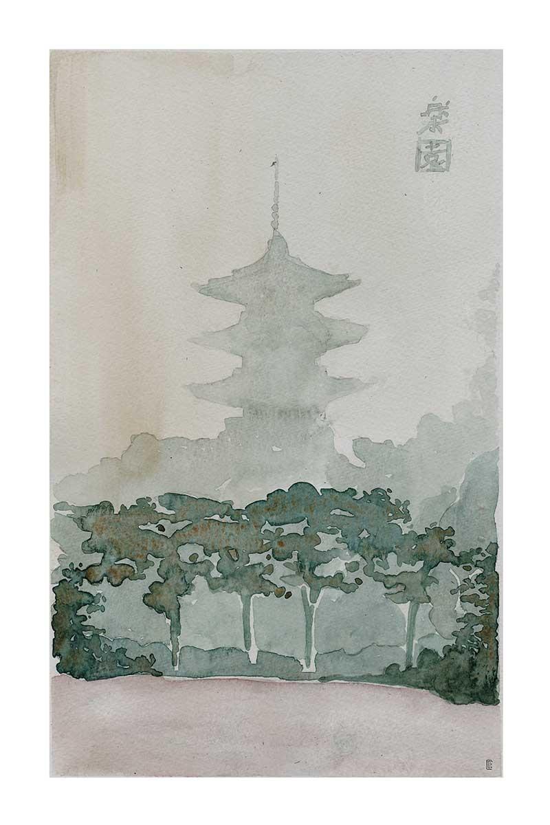 Pagoda III