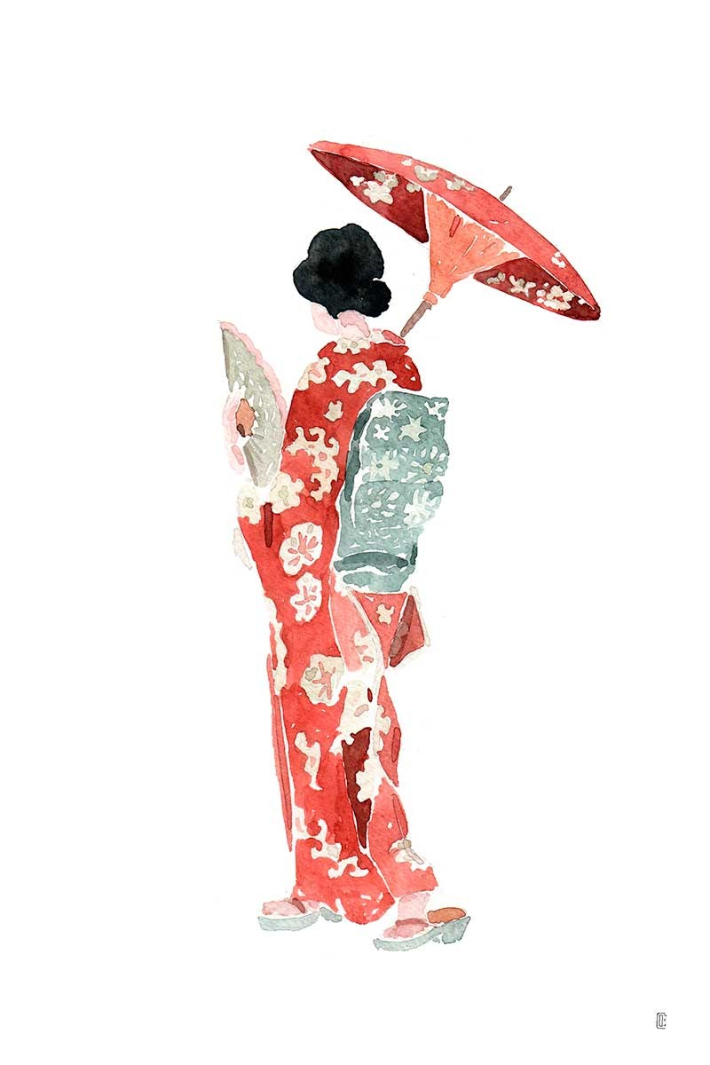 Pensamiento Geisha