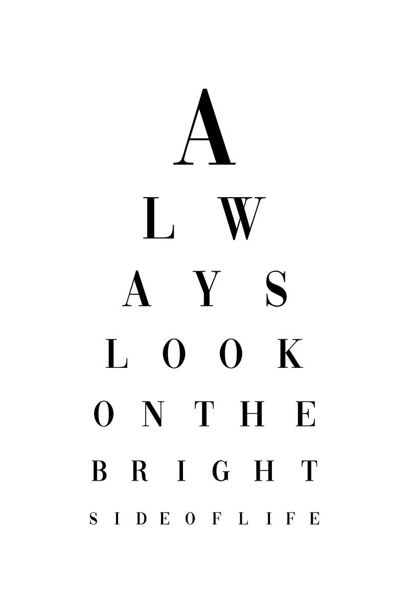 Always Look