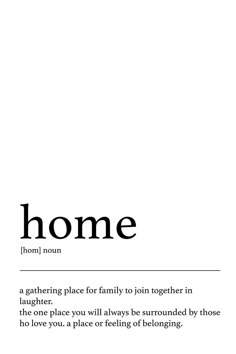 Meaning Home