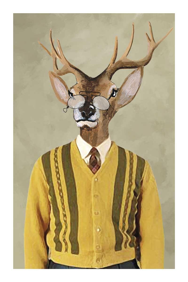 Deer Sixties