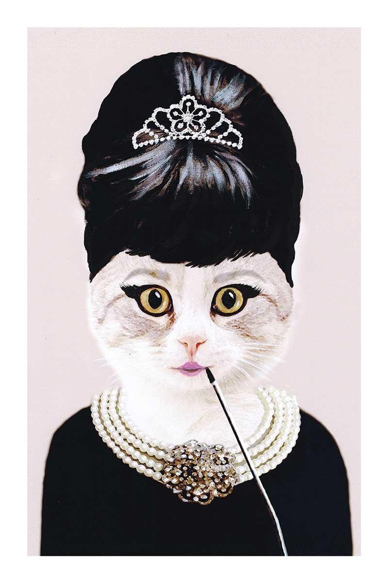Hepburn Cat