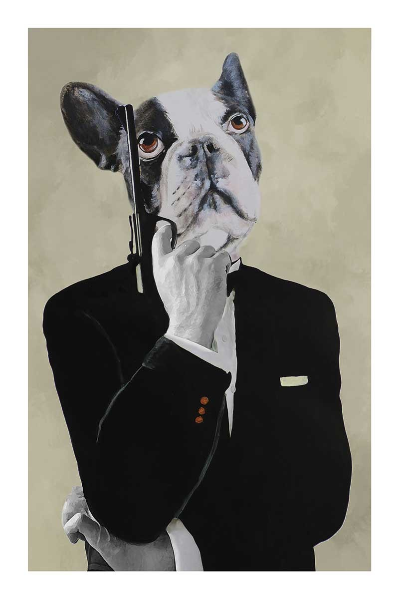 James Bond Bulldog