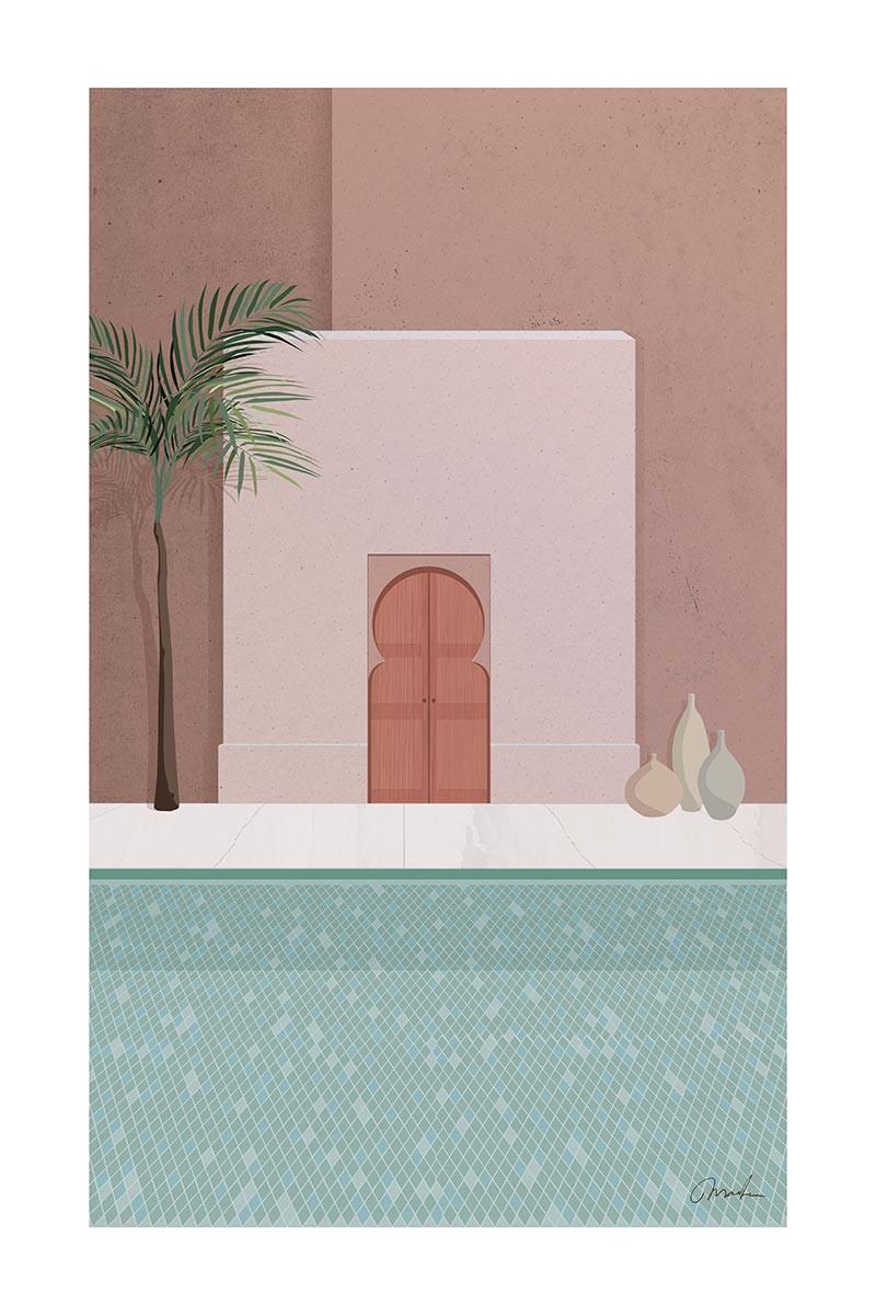 Puerta Arabica
