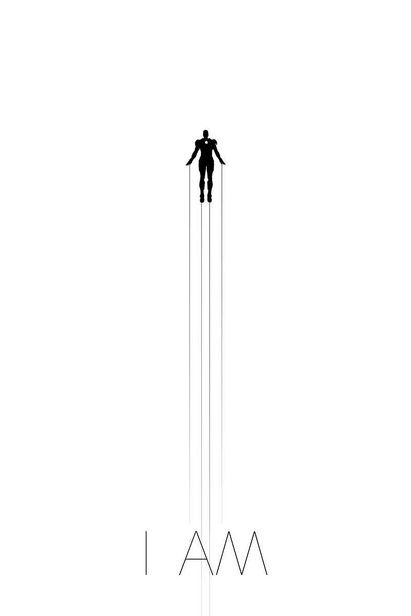 Iron Man Minimal