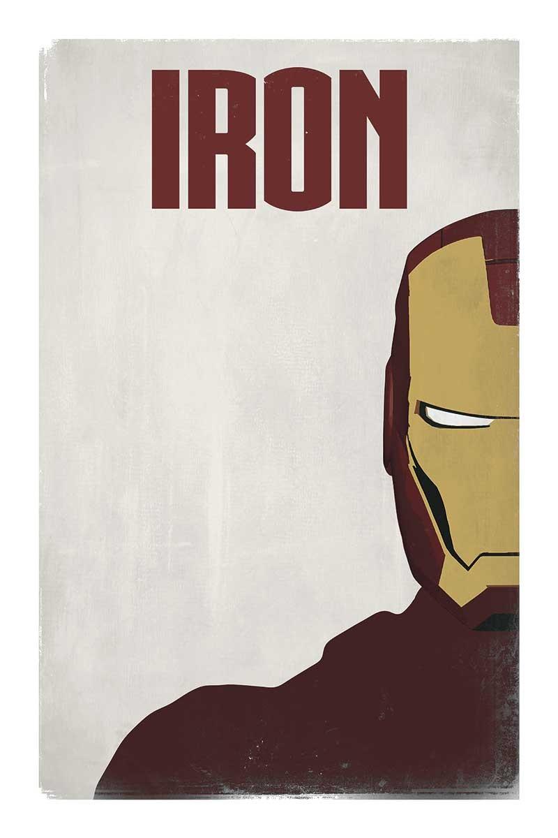 Iron Face Split