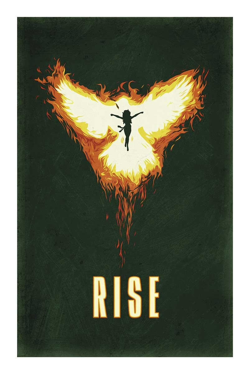 X-Men Phoenix Jean Gray Rise