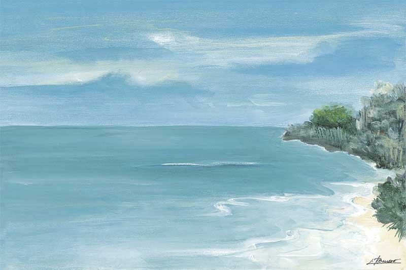 Deserted Beach II