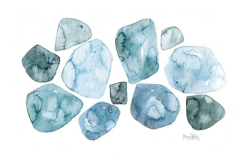 Piedras Turquesas