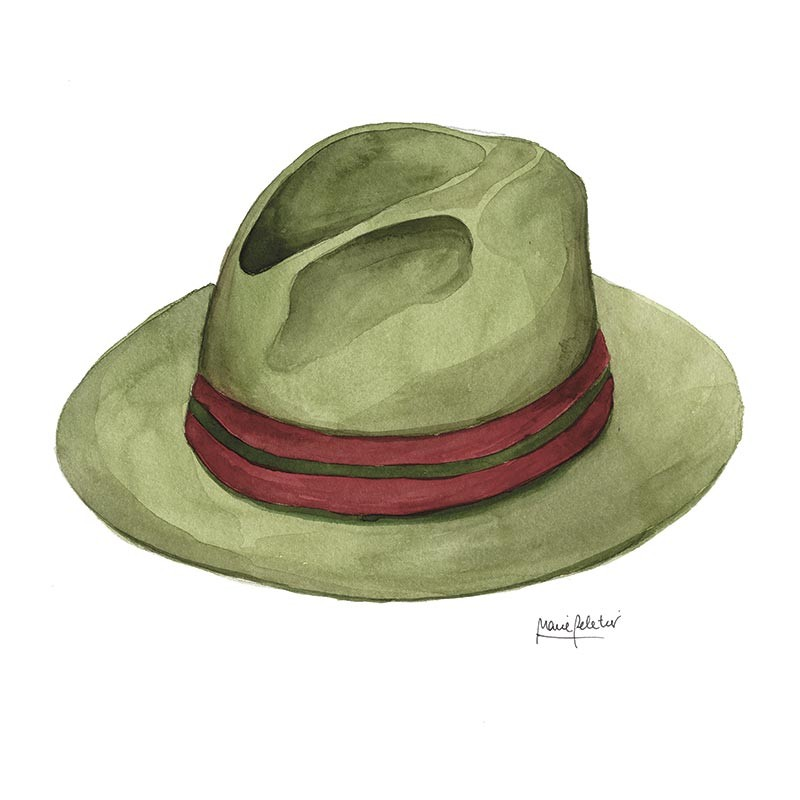 Men's Hat IV