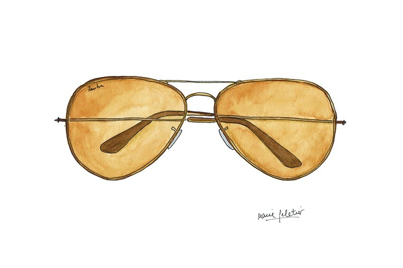Lebowski Glasses