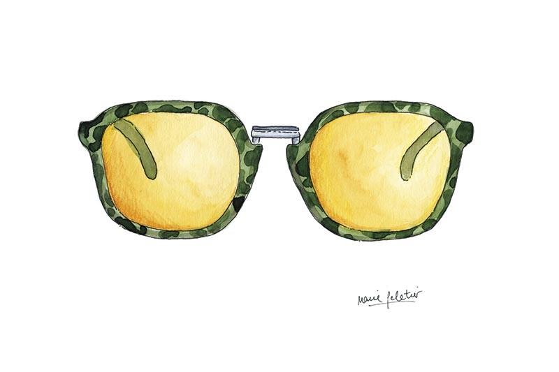 Snake Glasses
