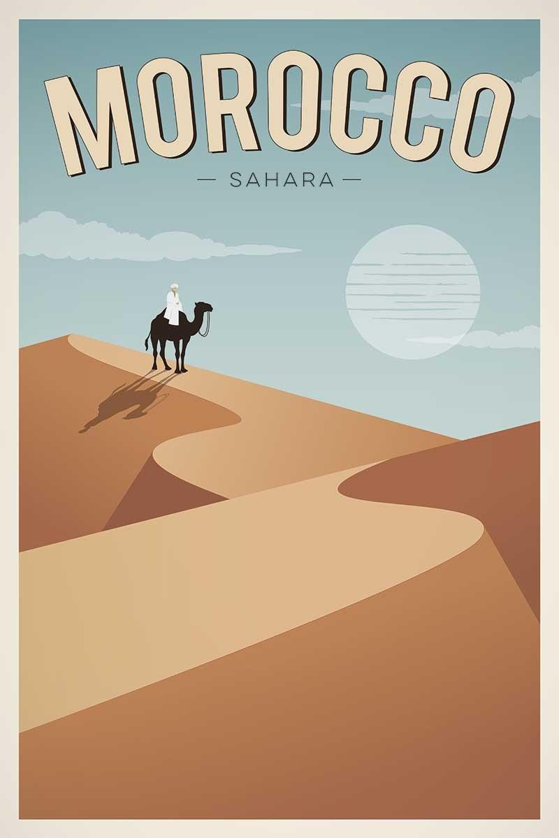 Morroco Sahara