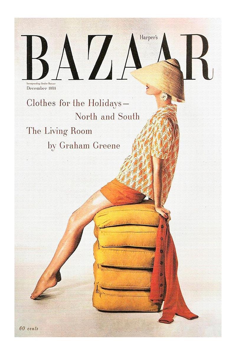 Bazar December 1953