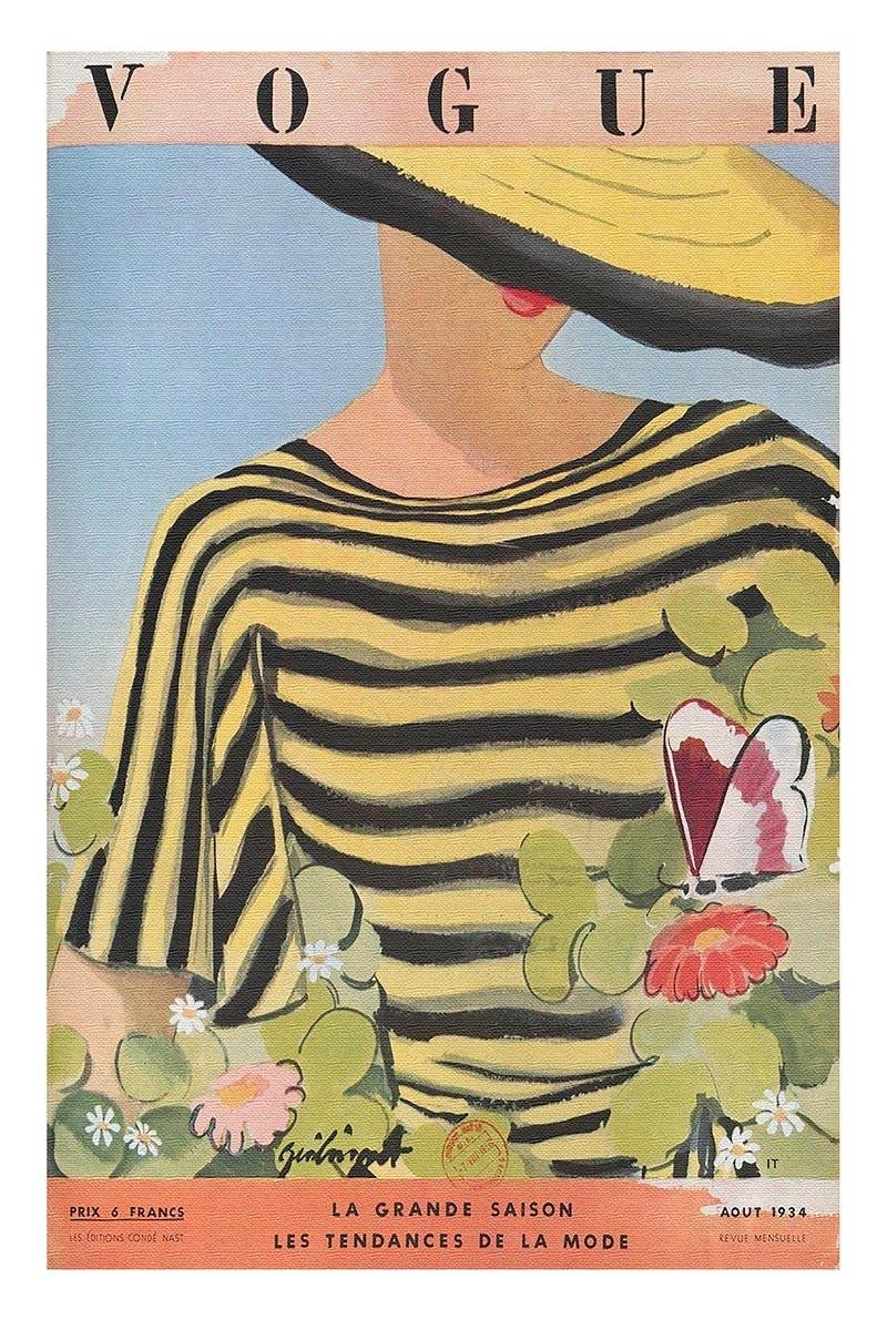 Vogue Aout 1934