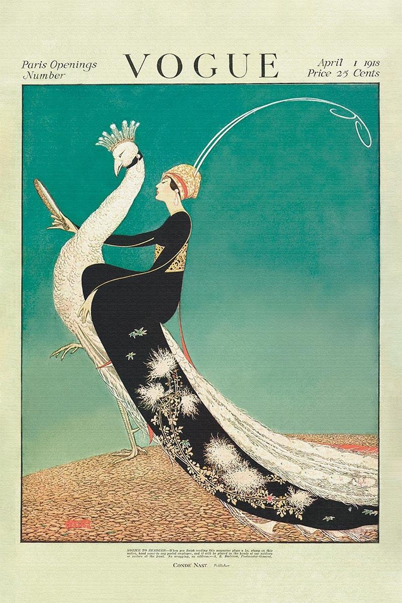 Vogue April 1918
