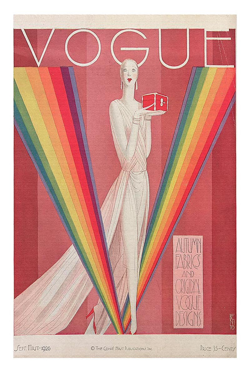 Vogue September 1926