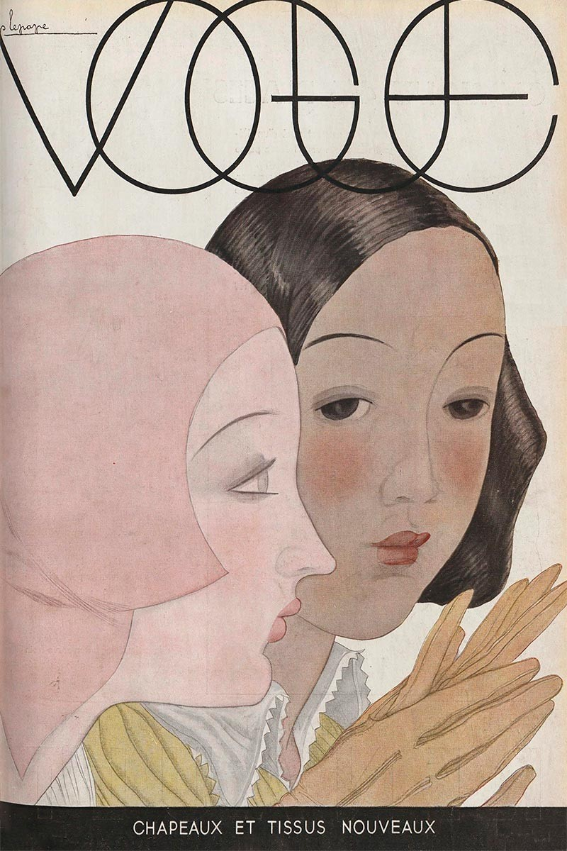 Vogue March 1930