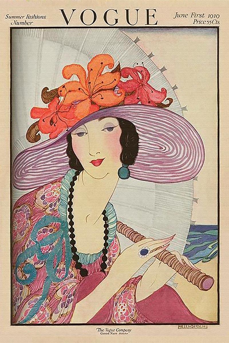 Vogue June 1919