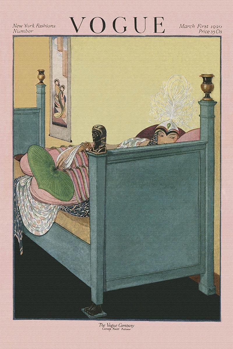 Vogue March 1920