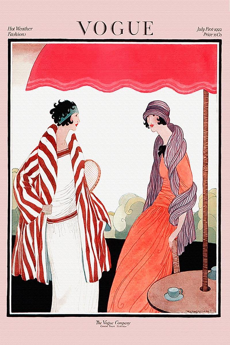 Vogue July 1922