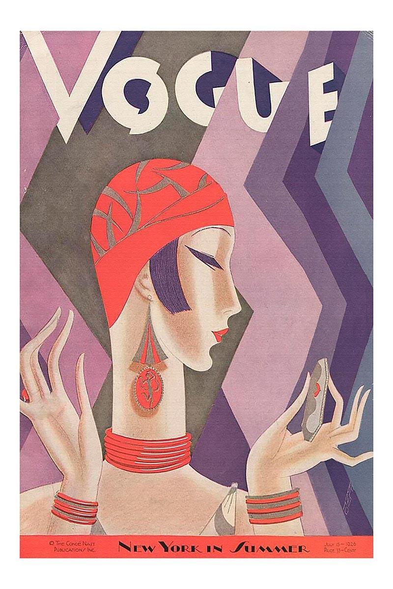 Vogue July 1926