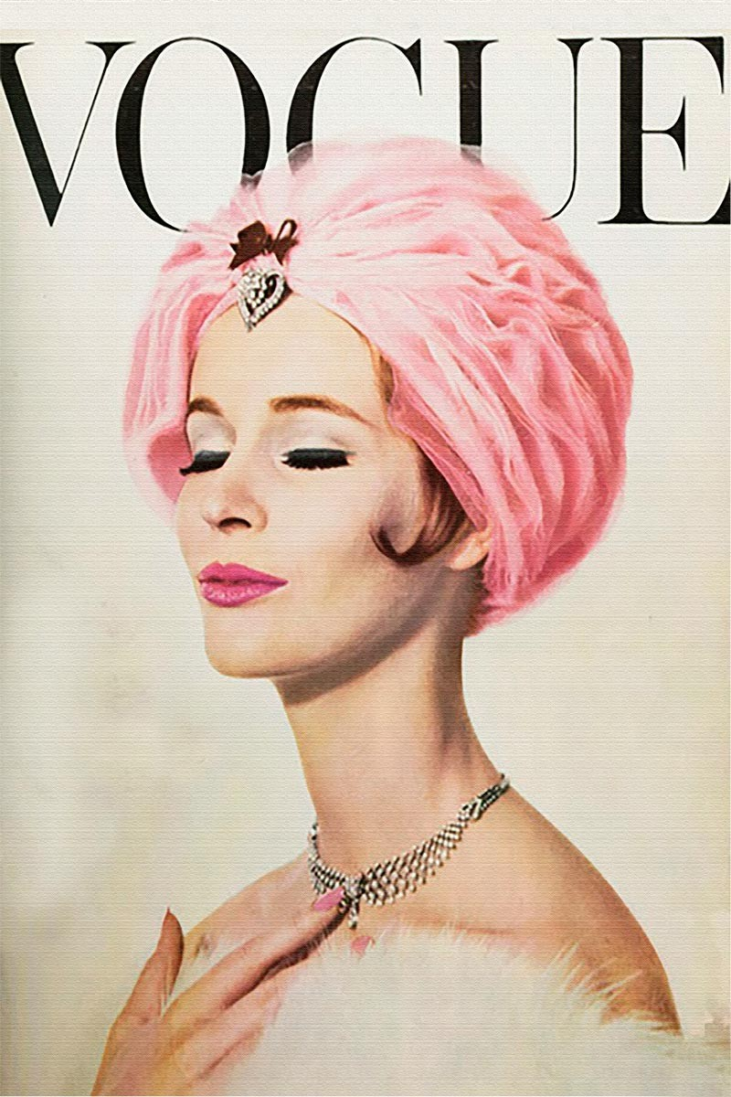 Vogue Turbante