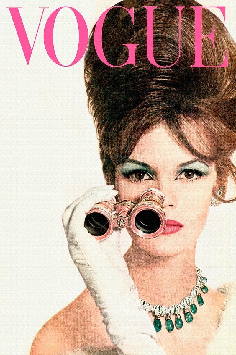 Vogue Prismáticos