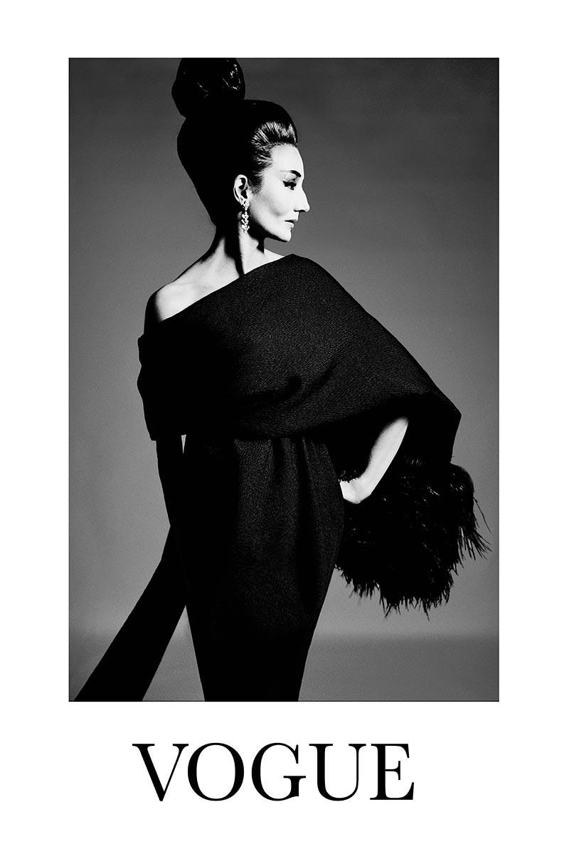 Vogue Black&White VII