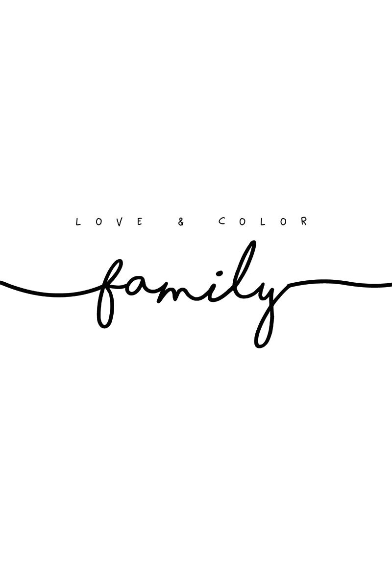 Family & Colors