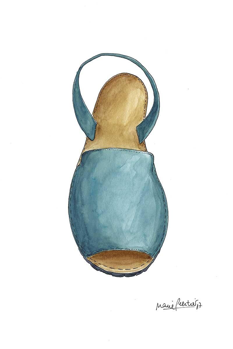 Menorquina Turquesa