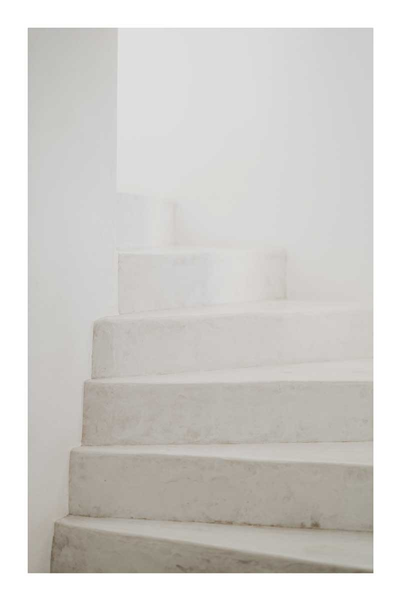 Escalera Blanca