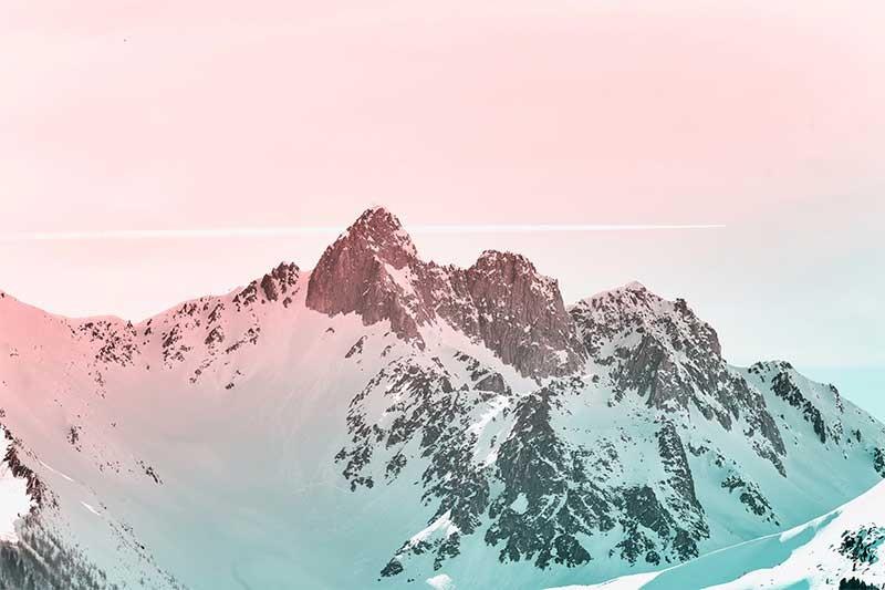 Montain Winter