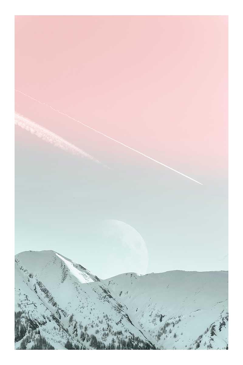 Pink Mountain I