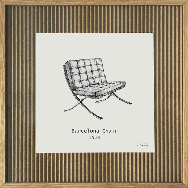 Barcelona Chair PPT:...