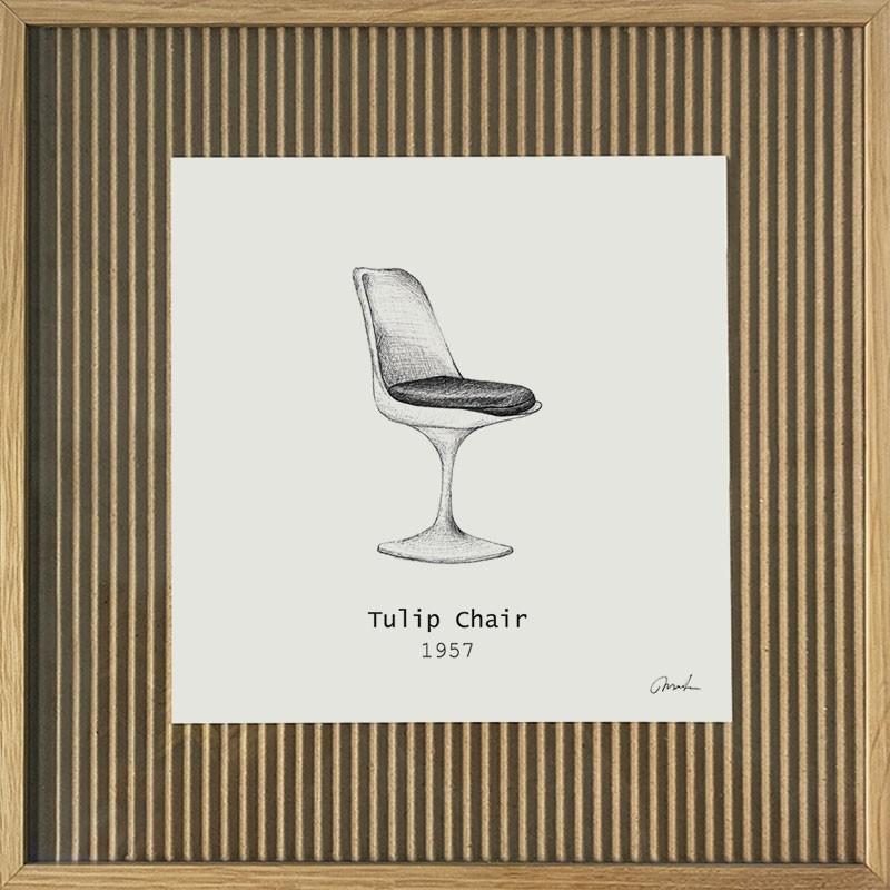 Tulipe Chair PPT:...